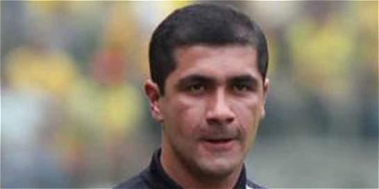 Roddy Zambrano, el ecuatoriano que dirigirá el Argentina vs. Colombia