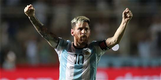 A Messi le rinde contra Colombia: le anotó su tercer gol