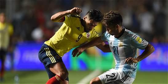 'Colombia está viva y hay que seguir adelante': Falcao