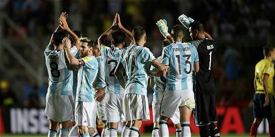 Argentina quiere jugar en La Bombonera frente a Chile
