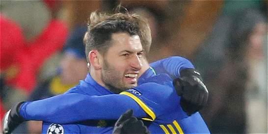 Sorpresa en la Champions: Rostov venció al Bayern Múnich