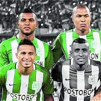 Nacional busca final de Suramericana con 7 de los mejores de América