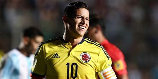 Selección Colombia bajó al sexto lugar de la clasificación de Fifa