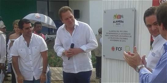 Se inició construcción de sede de Selección Colombia en Barranquilla