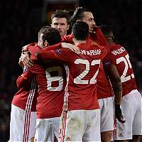 United goleó para seguir vivo en Liga de Europa e Inter, eliminado