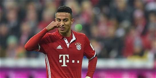 Bayern Múnich volvió a ganar, derrotó 2-1 al Leverkusen