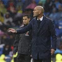 """'A James no lo veo desconectado, pero le puede faltar ritmo"""": Zidane"""