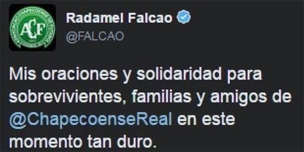 Trino de Radamel Falcao García.