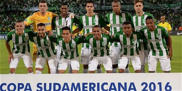 Jugadores de Atlético Nacional se solidariza con víctimas de accidente del Chapecoense