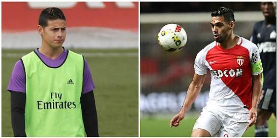Chelsea iría por James; Falcao no rindió en Liga