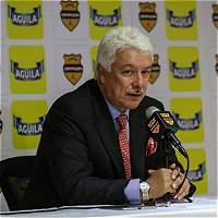 'No está claro si es pertinente dar el título a Chapecoense': Perdomo