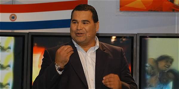 José Luis Chilavert, exarquero paraguayo.