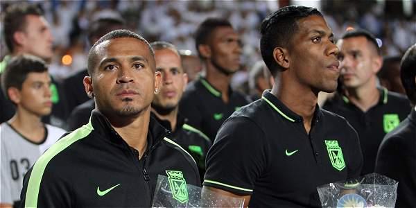 Jugadores de Nacional se harían autogoles de ser necesario para que Chapecoense gane la Copa Suramericana.