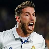 Ramos y Modric, determinantes para el empate del Real Madrid