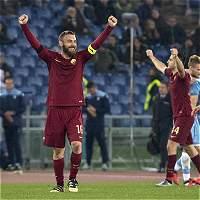 La Roma se quedó con el clásico capitalino: venció 2-0 a Lazio