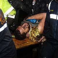 Hélio Neto, único sobreviviente del accidente que sigue sedado