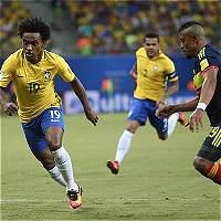 Brasil y Colombia jugarían amistoso benéfico para Chapecoense