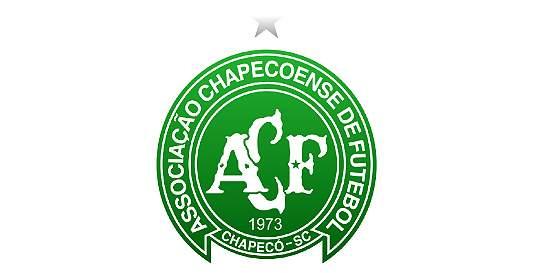 Chapecoense modificó su escudo para recordar a las víctimas