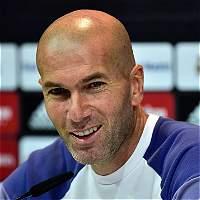 Zidane insiste: 'James no se va a ir del Real Madrid'