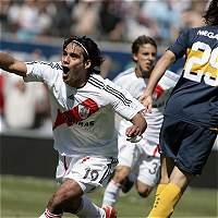 Estos son los goles colombianos en el clásico River vs. Boca