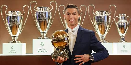 'Si jugara junto a Messi, yo tendría más Balones de Oro': Cristiano