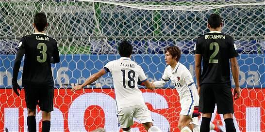 Fracasó Nacional: Kashima lo goleó 0-3 en el Mundial de Clubes