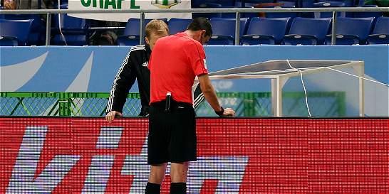 La Fifa explicó el uso del video en el penal a favor de Kashima