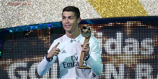 'Este ha sido un año maravilloso': Cristiano Ronaldo