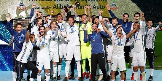 Real Madrid, campeón mundial de clubes por quinta vez en su historia