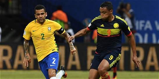 Brasil-Colombia será el 25 de enero en el Olímpico de Río de Janeiro