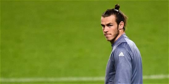 Gareth Bale ya trabaja su recuperación en Valdebebas