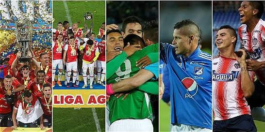 Definidos rivales de los equipos colombianos en la Copa Libertadores