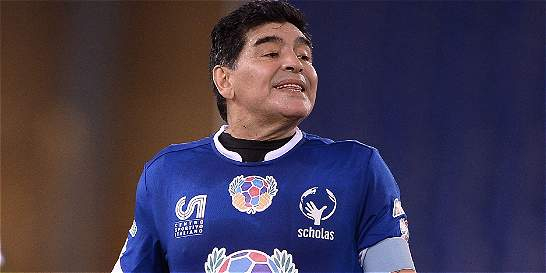 Maradona celebrará los 30 años del primer título del membership Nápoles