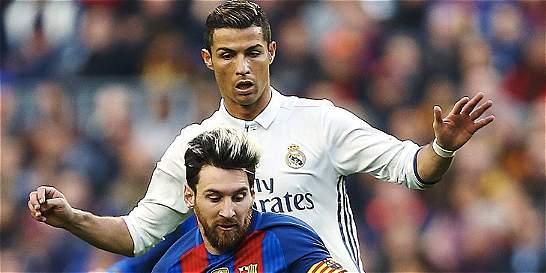 Cristiano Ronaldo y Lionel Messi lideran el mejor 11 de L'Equipe