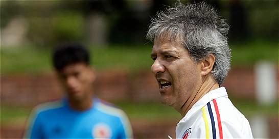 Lista la convocatoria de Colombia para el Suramericano Sub-20