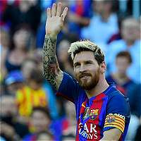Messi, el 'pibe' de Rosario que se hizo hombre en Barcelona
