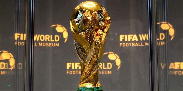 El trofeo de la Copa Mundo, el más deseado por la selecciones que participan en un Mundial de Fútbol.