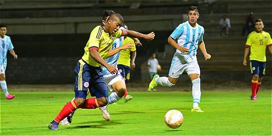 Colombia ya conoce a sus rivales en el Suramericano Sub-17 de Chile