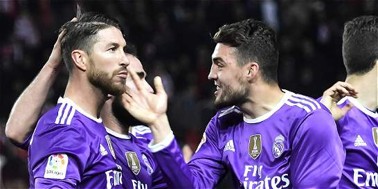 Real Madrid, a cuartos de Copa del Rey y con récord