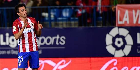 Atlético de Madrid no convenció, pero ganó: venció 1-0 al Betis
