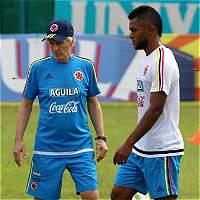 Definida la convocatoria de Colombia para el juego amistoso con Brasil