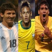 Seis cracks de los últimos seis Suramericanos Sub-20