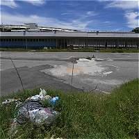 El Maracaná, templo del fútbol brasileño, librado al abandono