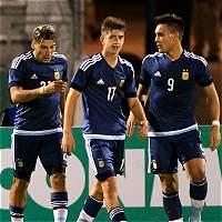 Argentina goleó 5-1 a Bolivia y es líder de su grupo en el Sub-20