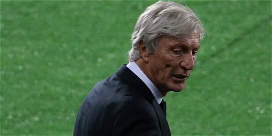 José Pékerman quedó satisfecho con su equipo en amistoso con Brasil