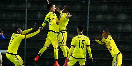 Las cuentas de Colombia Sub 20 para clasificar al hexagonal final