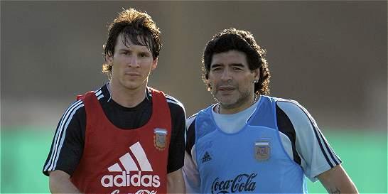 'No tolero que no valoren a Messi por no haber ganado un Mundial'