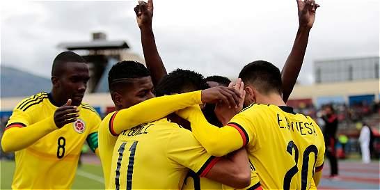 Colombia venció 1-0 a Chile y pasó al hexagonal final del Suramericano