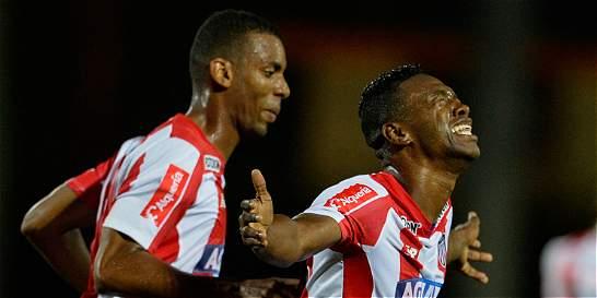 Junior venció 0-1 a Carabobo en la Copa Libertadores