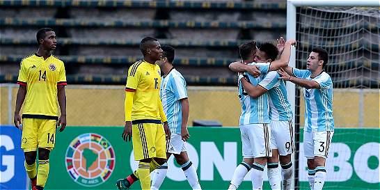 Tres pecados de la Selección Colombia en el Suramericano